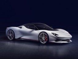 Pininfarina Battista Anniversario Hypercar that targets outrunning Ferrari and Lamborghini