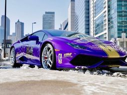 See the stunning Lamborghini built to honor the late BBN legend Kobe Bryant
