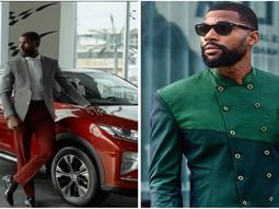 BBnaija's Mike bags endorsement deal with Mitsubishi