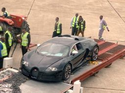 Zambian authorities confiscate ₦1.02b Bugatti Veyron, investigate owner's source of income