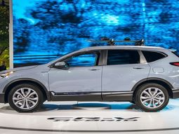 Honda introduces CR-V hybrid model with ₦10.5 million starting price