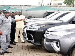 Seized vehicles worth estimated ₦70 billion perish at Nigeria Customs warehouses