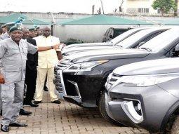 Seized vehicles worth estimated ₦70 billion perish at Nigeria Customs warehouses