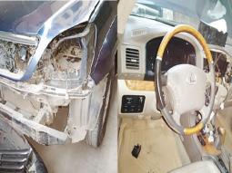 Hoodlums vandalise 13 vehicles, steal car parts worth ₦370k in Lagos community