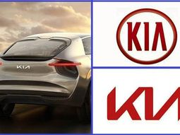 Kia set to unveil new modern and eye-catching logo