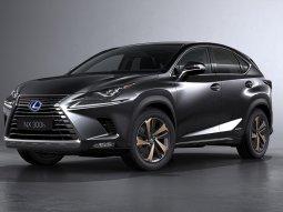 Lexus unleashes the new Premium Sport Edition NX hybrid SUV
