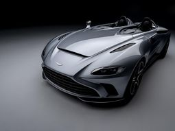 Aston Martin can't do wrong with this powerful limited V12 speedster worth ₦365 million