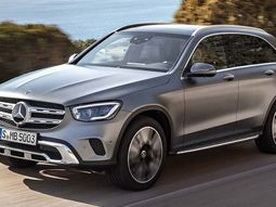 [Photos] Weststar Associates Limited introduces the 2020 Mercedes-Benz GLC facelift with MBUX to Nigeria