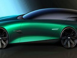 Take a deep breathe and check out the futuristic all-electric Bentley Centanne Concept