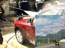 FCT Admin bans pipe borne water for car wash businesses in Abuja