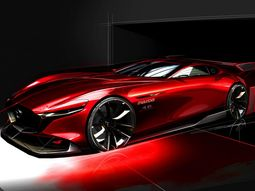 Check out the new Mazda RX-Vision GT3 Concept unveiled as a Gran Turismo-only rotary monster