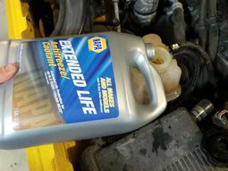 [FAQ with Naijauto expexts] If its appropriate to fill the radiator with water immediately in addition to the anti-coolant (Antifreeze)?