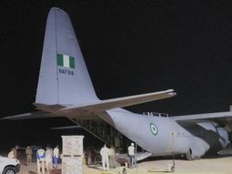 Coronavirus: Medical supplies donated by Jack Ma airlifted by Nigerian Air-force to Abuja