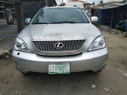 Naija Used Lexus RX330 2005 Model