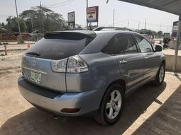 Well Maintained Naija Used Lexus RX330 2005 Model