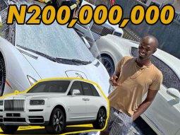 Jowi Zaza buys Rolls-Royce Cullinan just before Coronavirus Lockdown