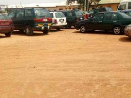 FCT Police impounds 106 cars, motorcycles, and tricycles in Abuja over lockdown violation