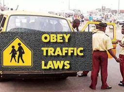 7 Funniest traffic rules in Nigeria. How many are you familiar with?