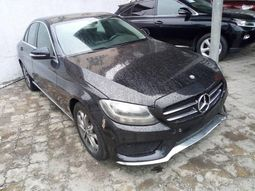 Direct Tokunbo 2014 Model Mercedes-Benz C200 for sale