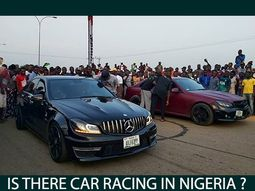 History of Car racing in Nigeria and Events you might look forward to!