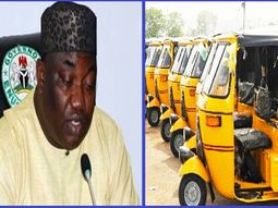 "COVID-19: Enugu State government cuts Tricycle ""Keke Napep"" operating time"