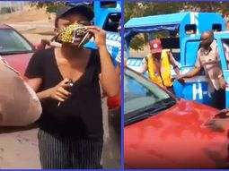 COVID-19: FRSC to punish officers that assaulted an Abuja woman who drove with policeman on the bonnet of her car