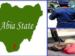 """Trigger Happy"" NSCDC officer allegedly shoots dead commercial bus driver in Abia State"