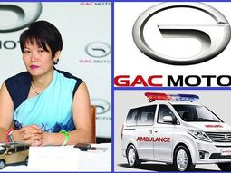 COVID-19: GAC Motors and Lontor promoter, Diana Chen donates face masks, ambulance and ₦20 million