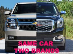 7 re-branded cars in Nigeria people don't realize!