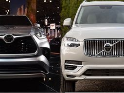 Toyota Highlander VS Volvo XC90: Expert comparison review and prices