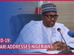 Breaking News! President Buhari announces gradual ease in lockdown in Lagos, Abuja, Ogun- to take effect next week. (Full presidential speech)