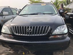 Foreign Used Lexus RX 300 2003 Model