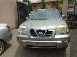 Nigeria Used Nissan X-Trail 2002 Model Silver