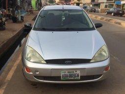 Clean Naija Used Ford Focus Wagon 2000 Model