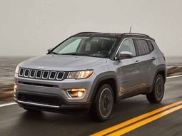 "Jeep announces new limited-run variant of the Compass SUV called ""Sun & Safety"""