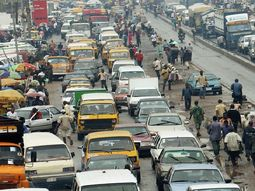 Top 5 Cities with worst traffic in Nigeria