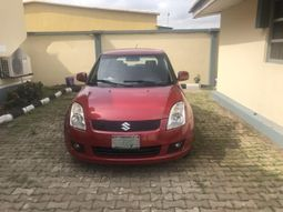 Naija Used 2009 Suzuki Swift for sale in Lagos.