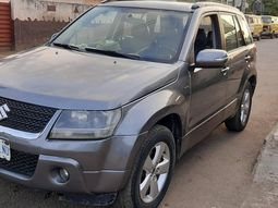 Nigeria Used Suzuki Vitara 2008 Model Gray