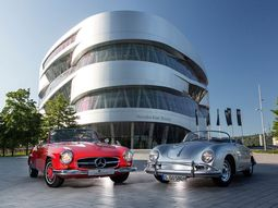 [Video] This drone footage tour of Mercedes Museum in Stuttgart will mesmerize you