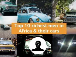 Top 10 richest men in Africa & their cars (updated 2020)