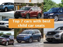 Top 7 cars that have the best child car seats