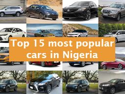 Top 15 most popular cars in Nigeria: Check them out before buying your next car!