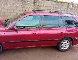 Naija Used 2004 Peugeot 406 for sale