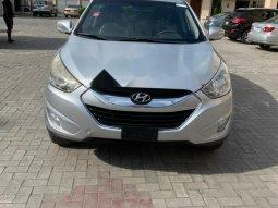 Nigeria Used Hyundai ix35 2013 Model Silver