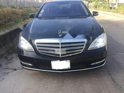 Direct Tokunbo 2008 Mercedes-Benz S550 for sale