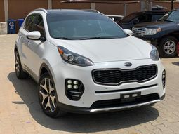 Foreign Used 2017 Kia Sportage For Sale
