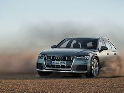 2020 Audi A6 All-road wagon gets the prestigious Top Safety Pick+ rating of IIHS