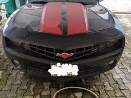 Locally Used Chevrolet Camaro 2013 Model for sale in Lagos.
