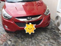 Nigeria Used Hyundai ix35 2014 Model Red