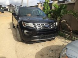 Clean Foreign Used Ford Explorer 2016 Model for sale